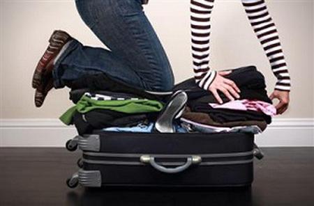 Việc mang theo quá nhiều hành lý có thể khiến bạn phải trả một khoản phí không nhỏ
