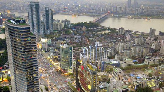 Thủ đô Seul, Hàn Quốc