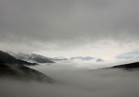 Mây trắng ở Tây Bắc
