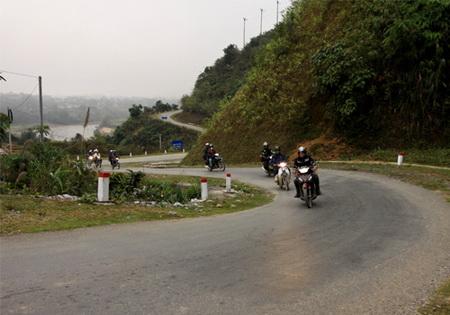 Cung đường Tây Bắc