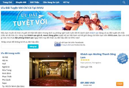 iVIVU.com - Đặt phòng khách sạn trực tuyến