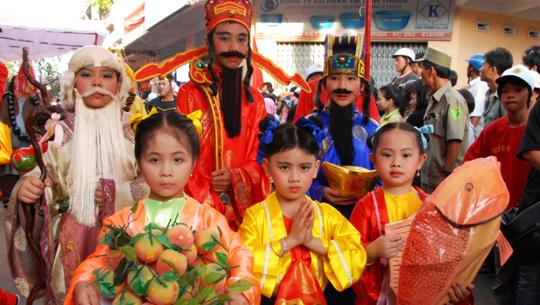 Phan Thiết - Lễ Hội Nghinh Ông