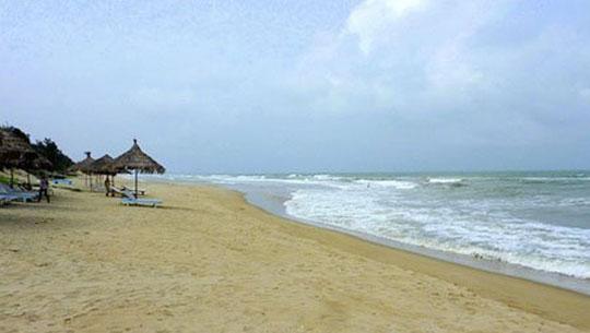 Bãi biển An Bàng Quảng Nam