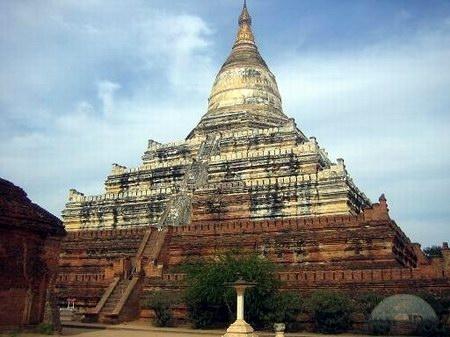 Đền Shwesandaw Myanmar