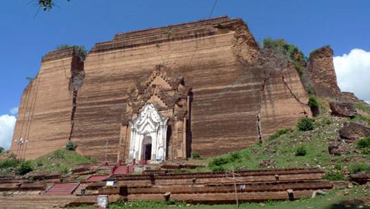 bảo tháp Mingun