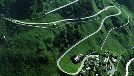 Đèo Oberalp