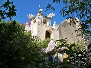 Cổ Thạch Tự, điểm tham quan Du lịch Bình Thuận