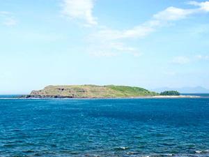 Đảo Hòn Chùa ở Phú Yên