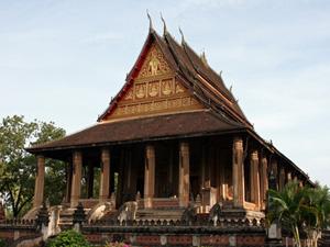 Wat Phra Keo, Viên Chăn