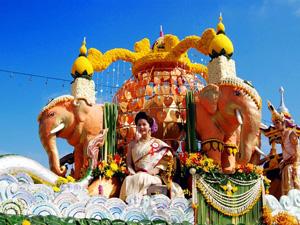 Lễ hội hoa Chiang Mai