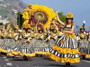 Lễ hội hoa Madeira