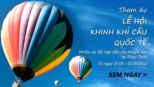 Lễ hội Khinh khí cầu quốc tế, Phan Thiết