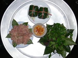 Nem chua Yên Mạc - Ninh Bình
