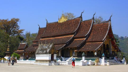 Chùa Xieng Thong, Lào