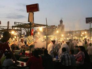 Marrakech, Ma rốc