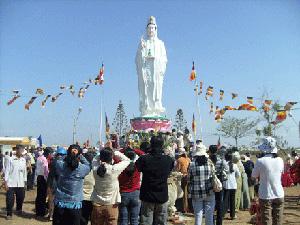 Khu di tích Phật bà Nam Hải, Bạc Liêu