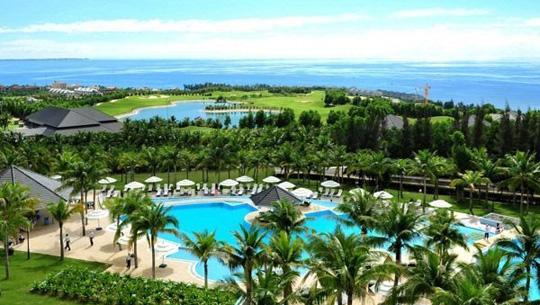 Khách sạn Sea Links Beach Hotel duyên dáng bên bờ biển Phan Thiết.