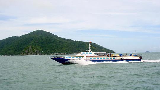 Tàu đi Phú Quốc