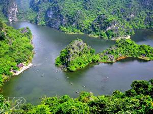 Khu du lịch sinh thái Tràng An, Ninh Bình