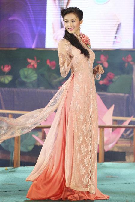 Hoa hậu Việt Nam 2012 Đặng Thu Thảo
