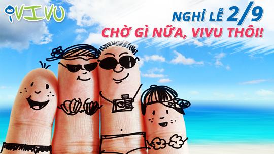 Rất nhiều khách sạn giá ưu đãi đang chờ bạn trên iVIVU.com.