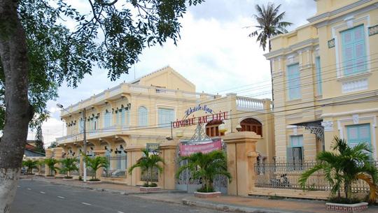 Khách sạn công tử Bạc Liêu
