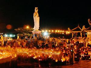 Lễ hội Quán Âm Nam Hải