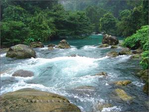 Suối nước nóng Kênh Gà, Ninh Bình