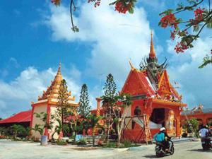 Tết Chool Chnam Thmây, Bạc Liêu
