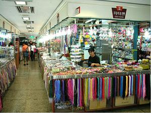 Khu mua sắm Dongdaemun, Hàn Quốc