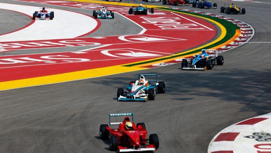 đua xe công thức 1 F1