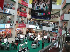 Chợ công nghệ thông tin Funan IT Mall, Singapore