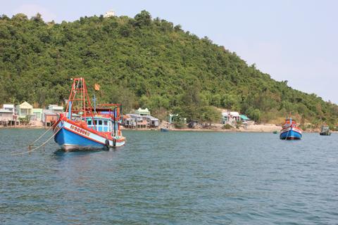 iVIVU - quần đảo Hải Tặc - Kiên Giang