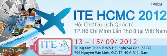 Hội chợ du lịch quốc tế TP. HCM lần 8 - ITE 2012