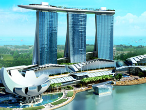 Vịnh Marina, Singapore