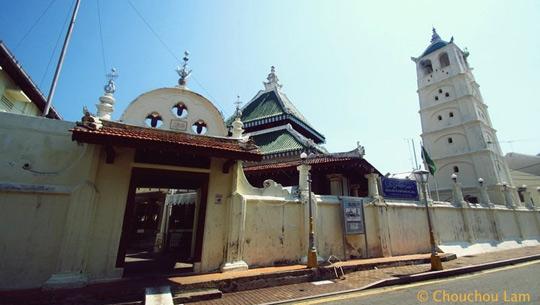 Masjid Kampong Kling, Malacca