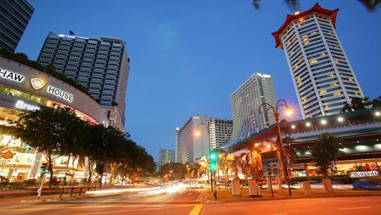 Con đường mua sắm Orchard Road