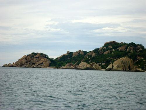 biển đảo Bình Ba