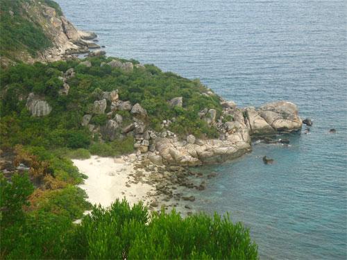 đảo Bình Ba, Cam Ranh