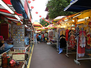 Khu Chinatown, Singapore