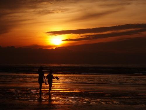Bình minh biển Diễn Châu, Nghệ An