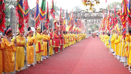 Lễ hội Côn Sơn Kiếp Bạc - Hải Dương