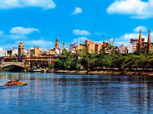Ngắm sông Yarra