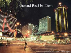 Đại lộ Orchard Road, Singapore