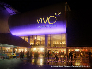 Khu Vivo City, Singapore