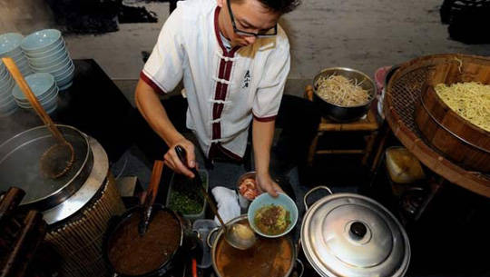 Đài Loan - Kinh đô ẩm thực phía Đông - iVIVU.com
