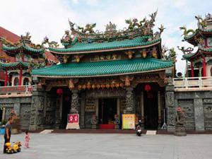 Những ngôi đền ở Đài Loan - iVIVU.com