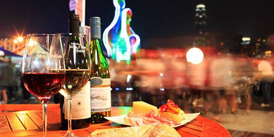 Lễ hội rượu vang và ẩm thực tại Hongkong - iVIVU.com