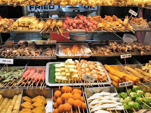 10 món ăn ngon hấp dẫn bạn không thể bỏ qua khi đến Malaysia