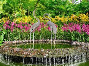 Vườn thực vật Singapore - iVIVU.com